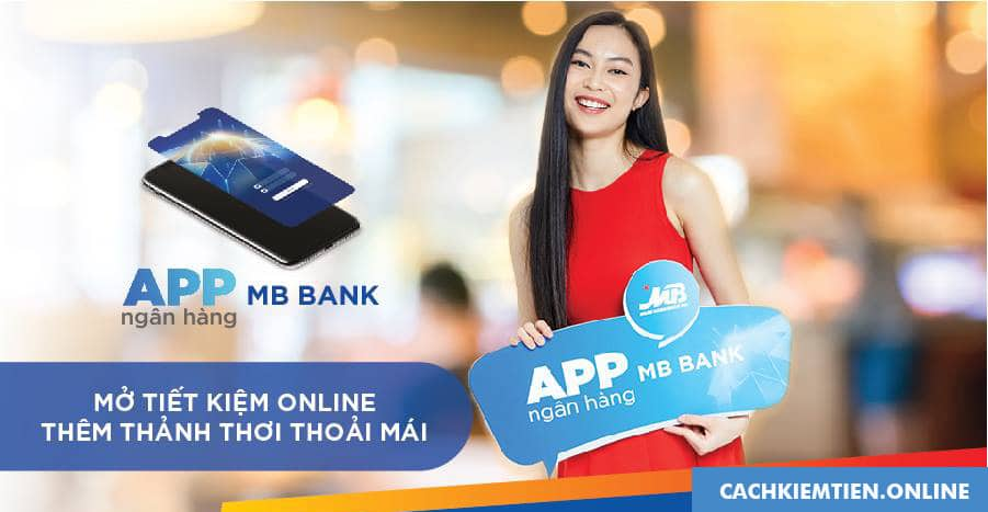 ví điện tử ngân hàng MB Bank